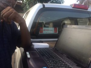 Our Chief Programmer Tell us where you are and we will TRACK you and INSTALL your device